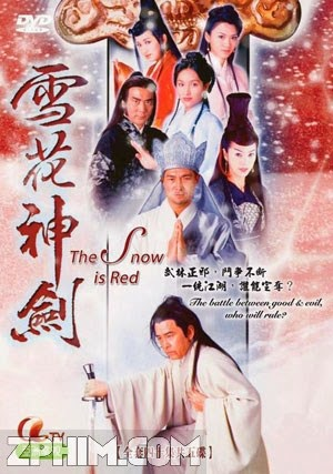 Tuyết Hoa Thần Kiếm - The Snow Is Red (1997) Poster