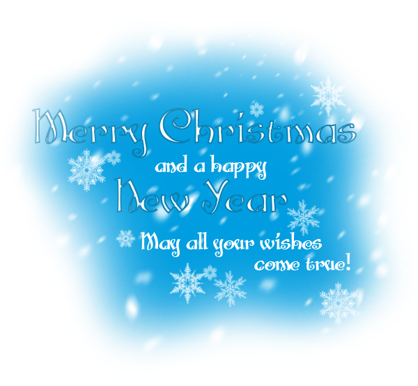 Frohe Weihnachten und ein glückliches Neues Jahr! - Nerd-Gedanken ...