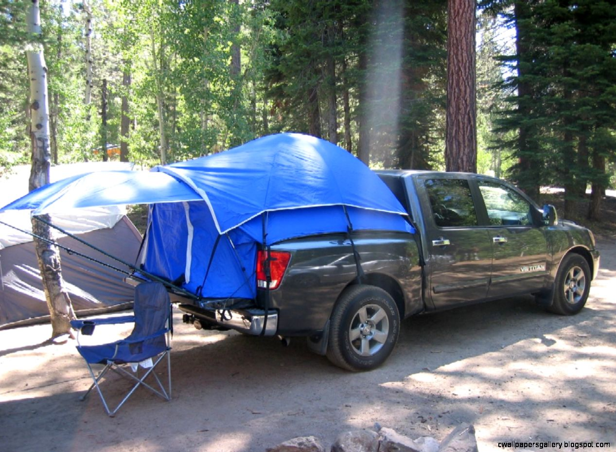 Tent   Dealer option vs Sportz Truck Tent III   Nissan Titan Forum
