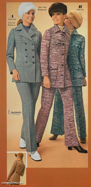 vongestern blog herbst und wintermode vor 40 jahren 1971. Black Bedroom Furniture Sets. Home Design Ideas