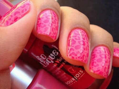 nail art nail Tendências Para o Verão