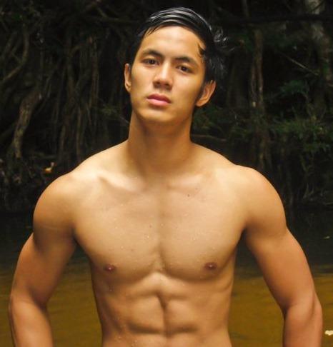 hunk+male+shirtless+sexy+man+guy+boy+hot+body+handsome+pinoy+filipino ...