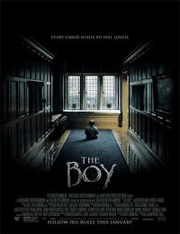 The Boy (El niño) (2016)