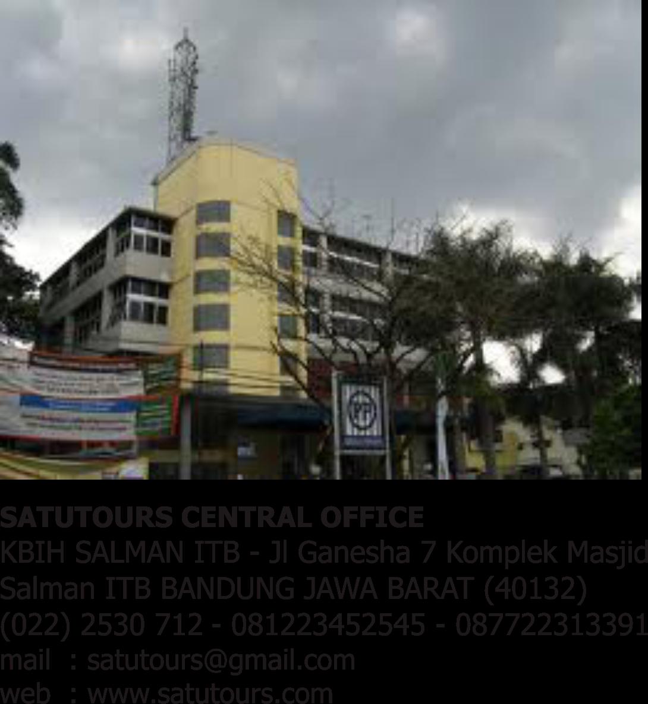 Paket Umroh Desember 2014 Bandung