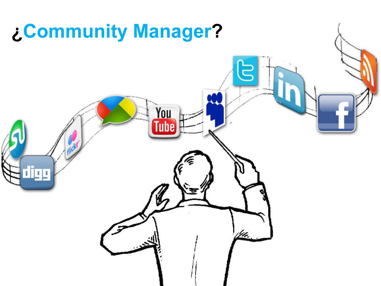 El Community Manager... ¿Ese tío quién es?