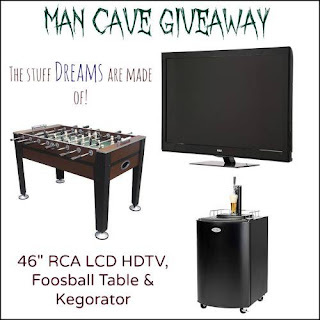 Man Cave Giveaway button