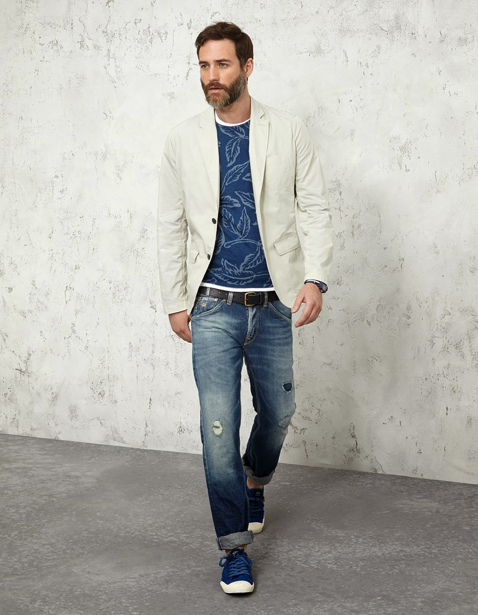Pepe Jeans London Collection Homme Printemps Et 2015 Du Dessin Aux Podiums