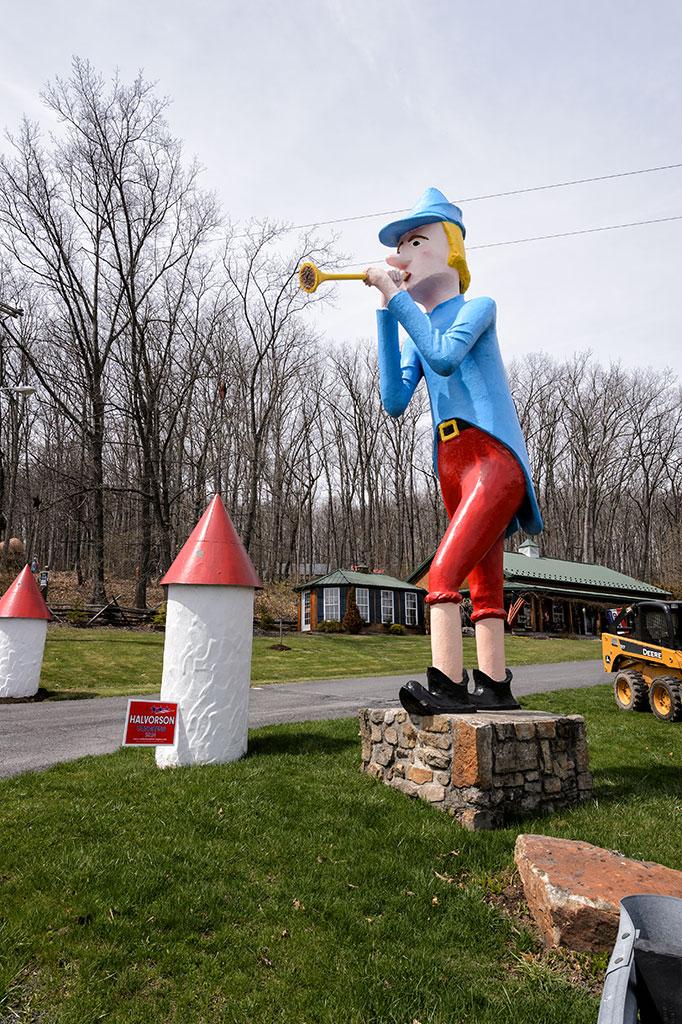 Pied Piper of Storyland - Schellsburg, PA