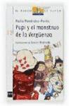 PUPI Y EL MONSTRUO DE LA VERGUENZA--MARIA FERNABDEZ   PONTE