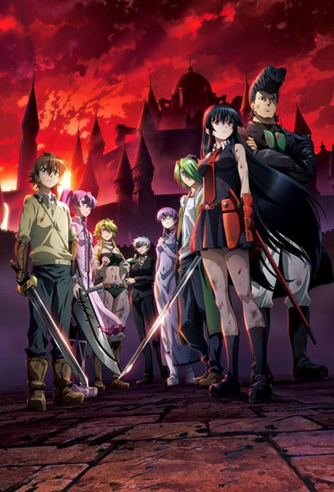 Akame ga Kill! | 24/24 | HDL 720p | MEGA