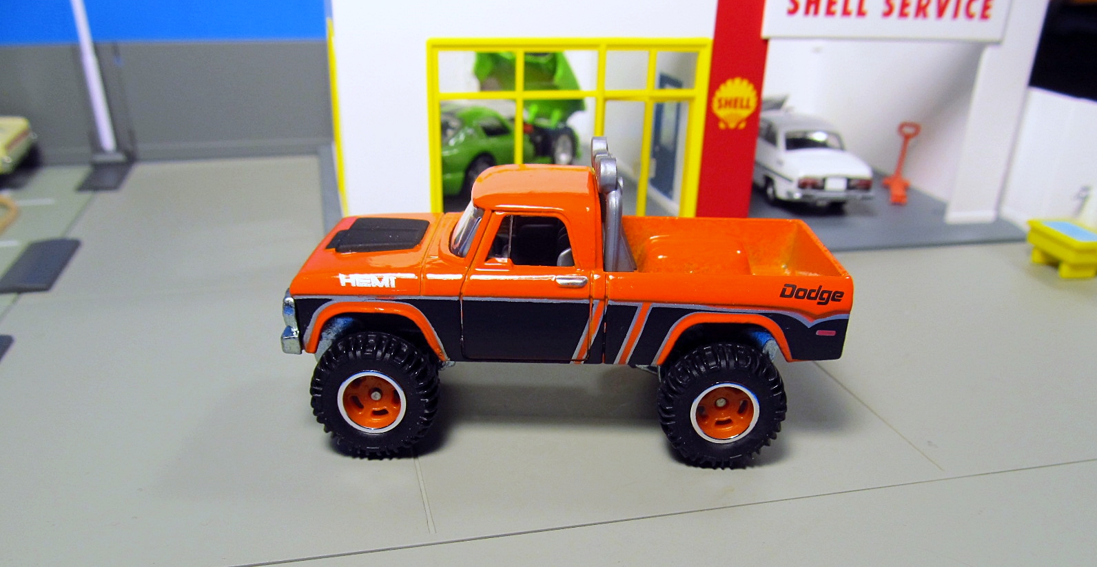 Hot Wheels Garage 70 Dodge Power Wagon Make Your Own Beautiful  HD Wallpapers, Images Over 1000+ [ralydesign.ml]