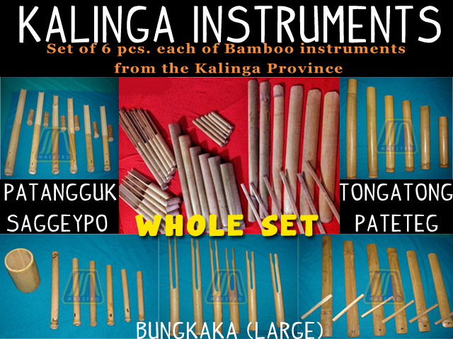 KALINGA INSTRUMENTS SET
