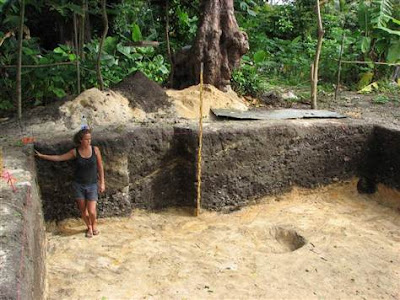 First Polynesian settlers arrived in Tonga over 2,830 years ago
