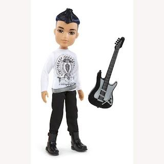 кукла рок музыкант