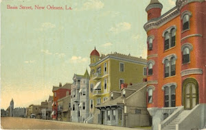 Basin Street-New Orleans