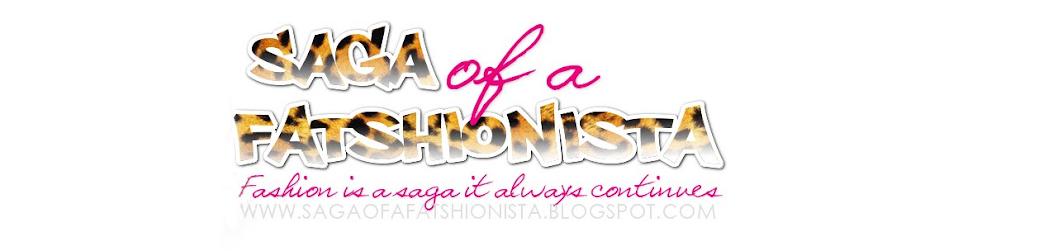 Saga of a Fatshionista