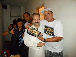 MASTER TONY GARCIA & DJ BOY