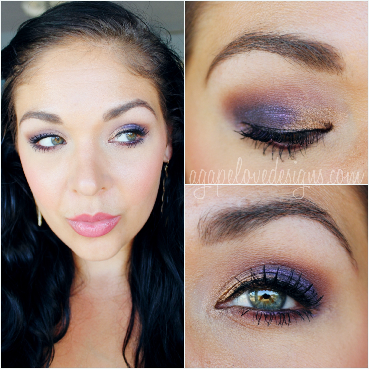 Agape love designs get the look too faced chocolate bar palette agape love designs get the look too faced chocolate bar palette collab video baditri Images