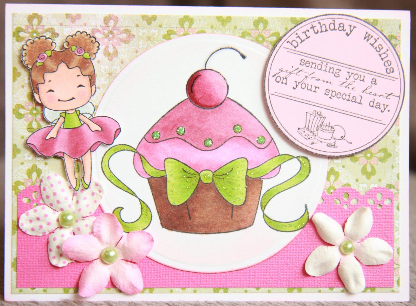 Lollipop Crafts Happy Birthday Kim