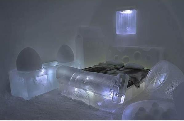 Tempat Tidur Transparant