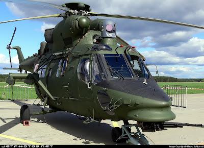 PZL Sokol W3 helicopter (photo : Jetphotos)