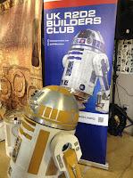 Collectormania 23, UK R2 Builders