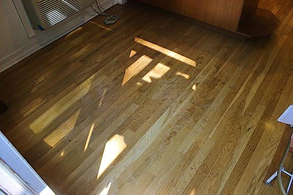 Sandless Wood Floor Refinishing NYC