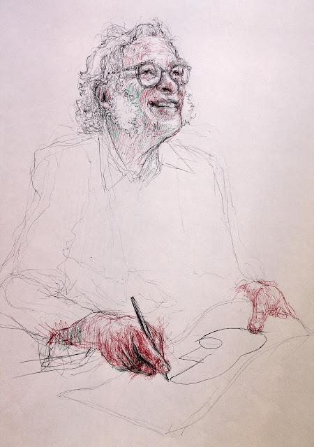 """""""retrato"""",""""Isaac Asimov"""",""""ciencia"""",""""ficción"""",""""dibujo"""",""""draw"""",""""drawing"""",""""bolígrafo"""",""""pen"""", """"science"""",""""platos desechables"""",""""illustration"""", """"ilustración"""""""