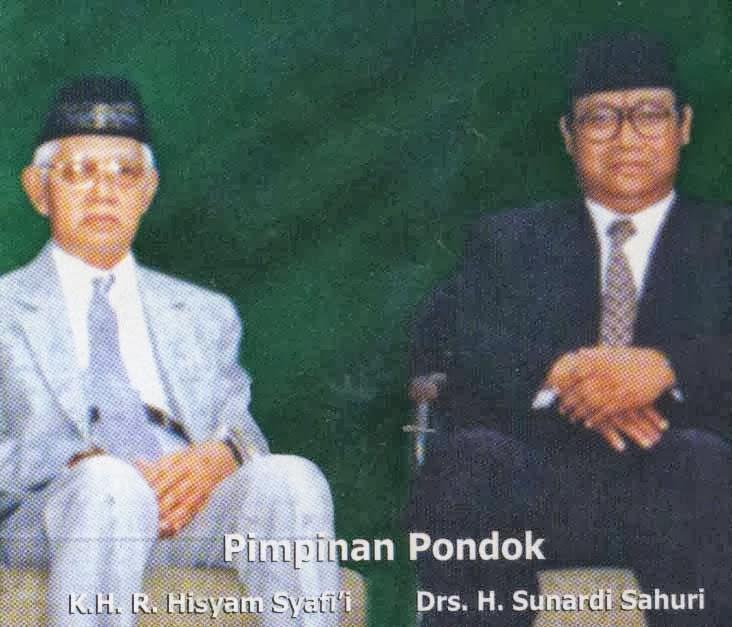 Kyai  Pondok Q