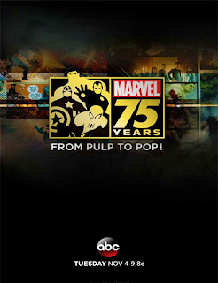 Marvel 75 Years: From pulp to pop! (2014) Online