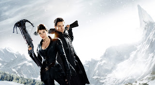 Hansel and Gretel Witch Hunters Movie HD Wallpaper