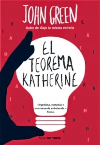 El teorema Katherine - Portada