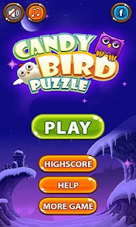 Candy Bird Puzzle