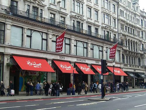 shop world london