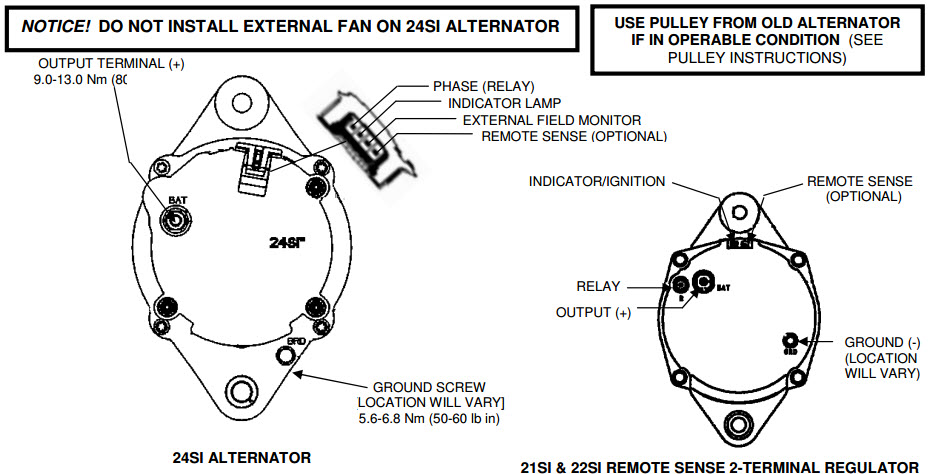 Delco Remy 22si Alternator Wiring Diagram : Delco remy mt starter wiring diagram si