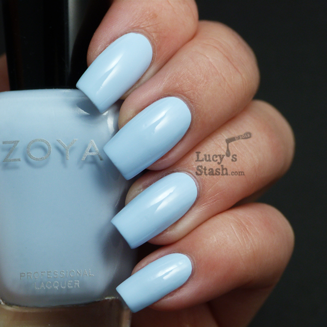 Lucy's Stash - Zoya Blu