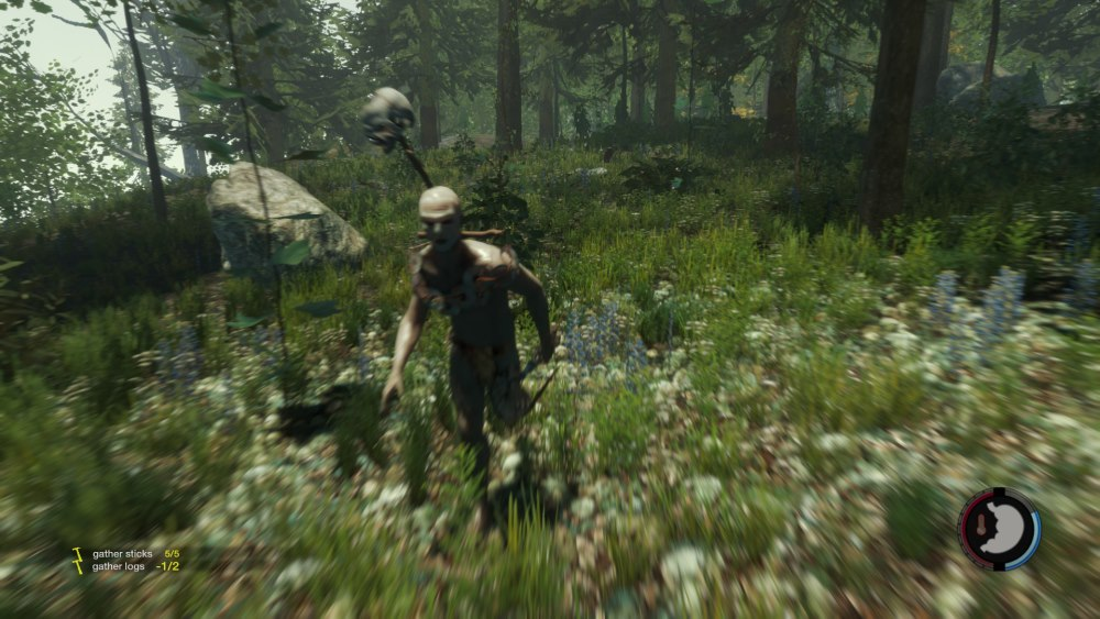 The forest survival horror review youtube