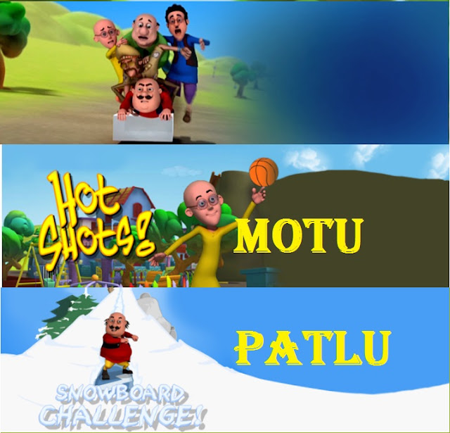 """Motu Patlu"" Nick Popular Show Wiki Story