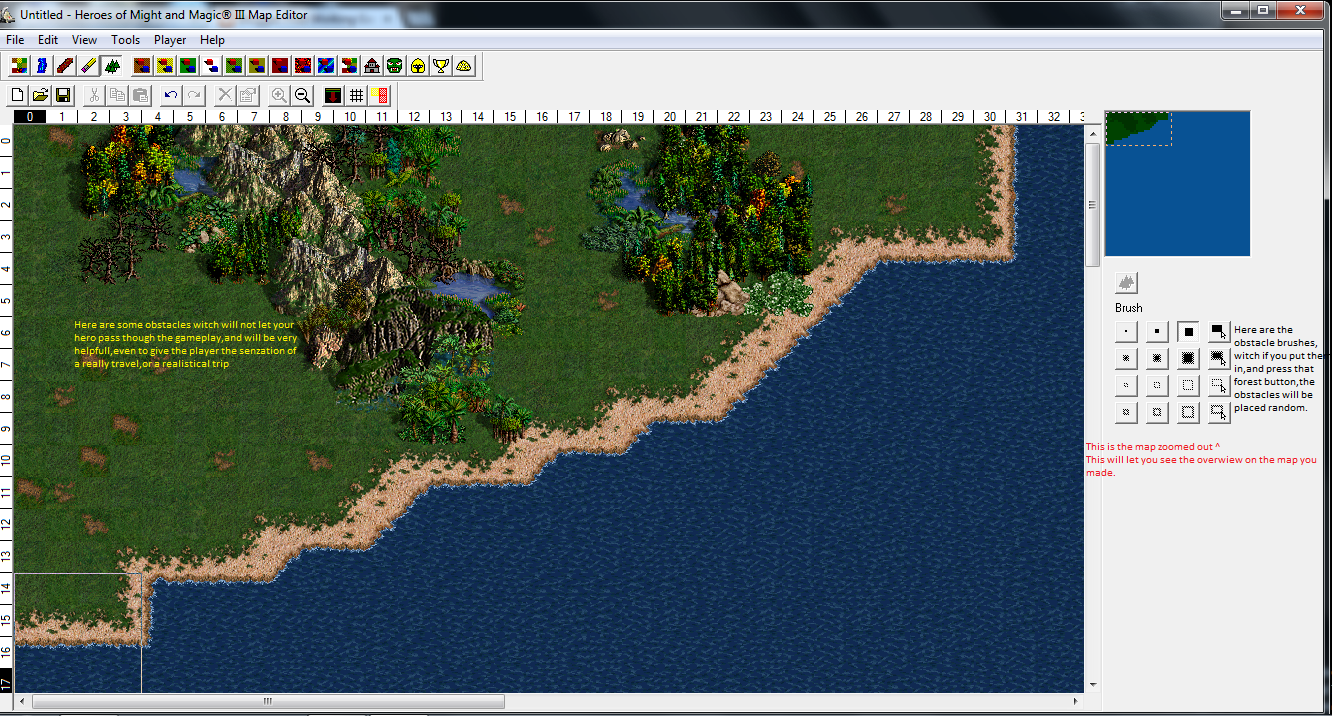 Heroes community creating custom maps tutorial for newbyes here you might see that i first choose the kind of the terrain i want it is the basic of what the map will look likeyou may choose it to be only gumiabroncs Gallery