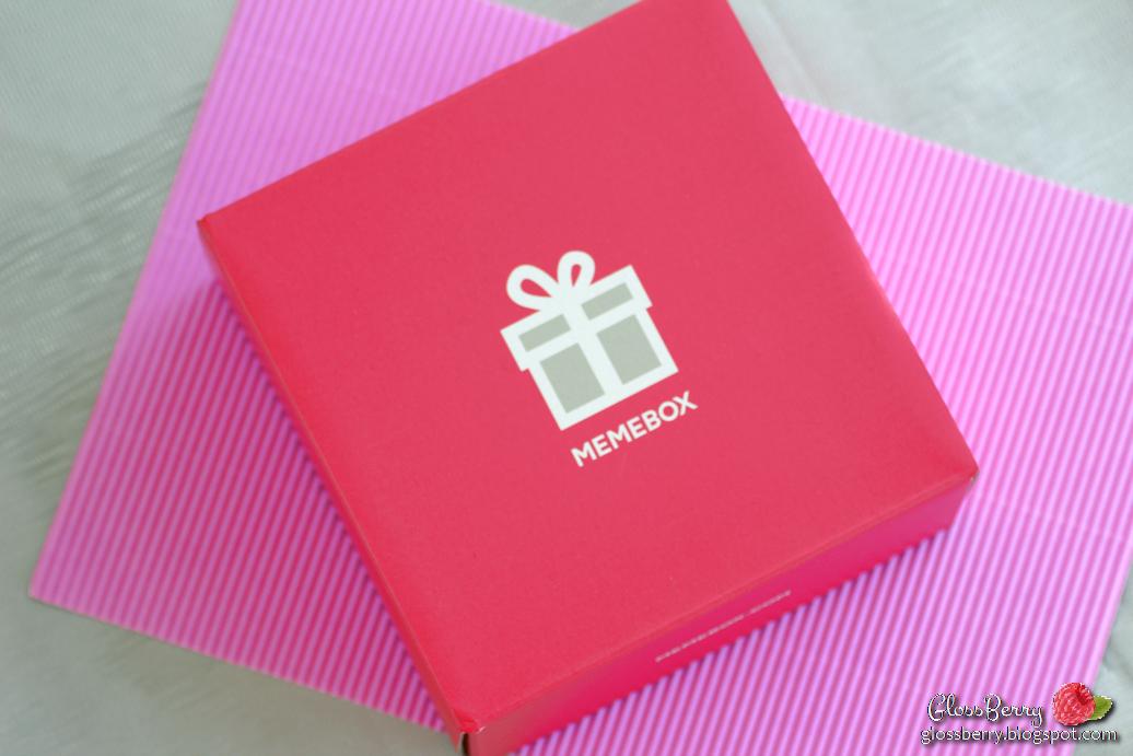 "memebox סקירה מימיבוקס שירות קופסאות הפתעה מחו""ל קופסת מוצרים יופי איפור וטיפוח"