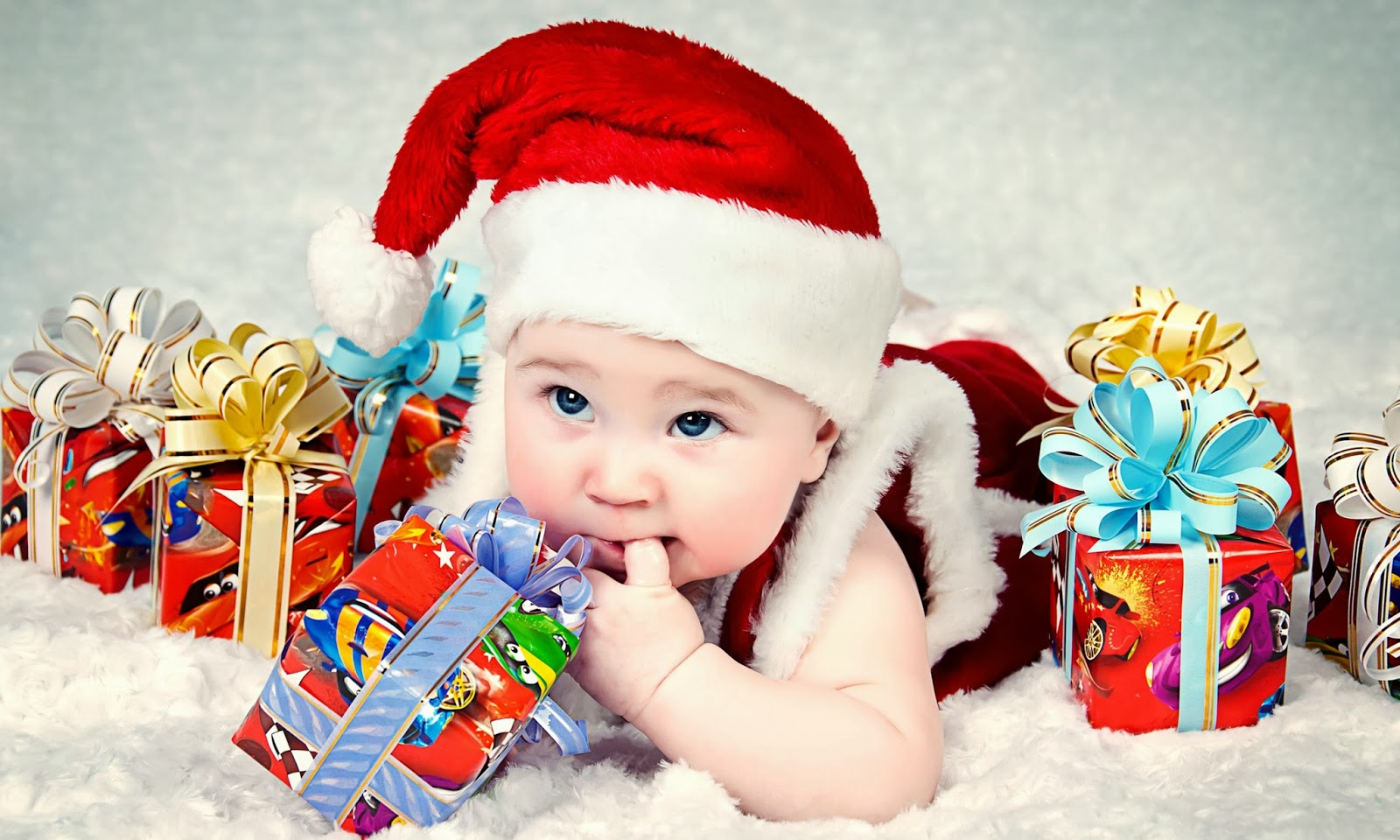 Christmas Babies Full HD Wallpapers 1080p Free Download At Hdwalle Cute
