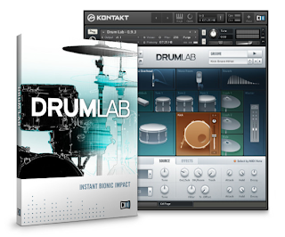 Drumlab native instruments