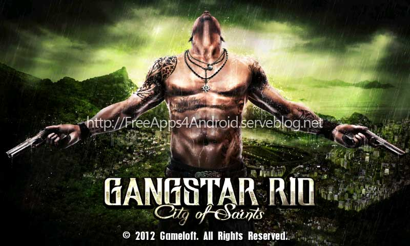Gangstar Rio: City Of Saints 3D HD