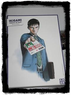 Lithographie Fujimoto - Ikigami 10