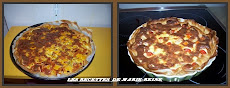 Tartes Quiches Pizzas Crpes