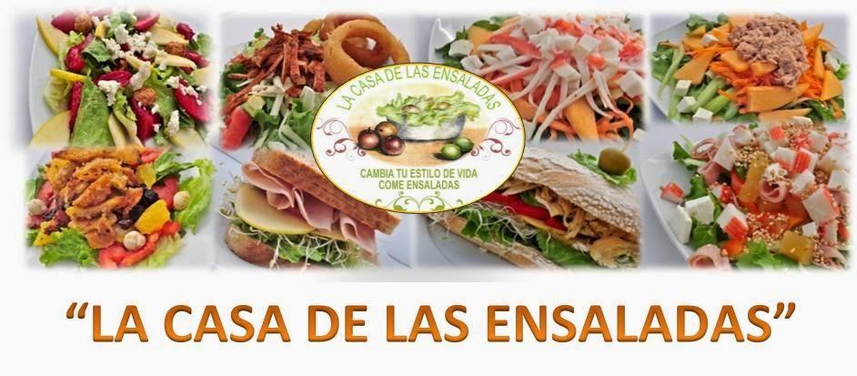 """LA CASA DE LAS ENSALADAS"""
