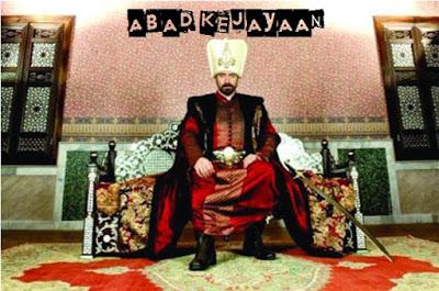 Biodata Pemeran Abad Kejayaan (King Suleiman)