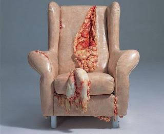 Cadeira estranha - 1