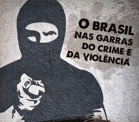 CRIME E VIOLÊNCIA