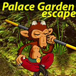 Games4King Palace Garden Escape